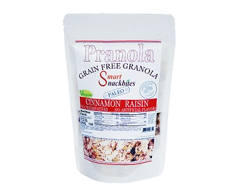 Pranola - Cinnamon Raisin
