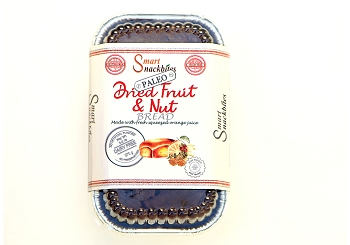 Dried Fruit & Nut Bread